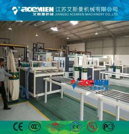 ASA树脂瓦机器价格、PVC合成树脂瓦设备哪里买
