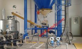 【派因环境】水厂活性炭干法投加系统