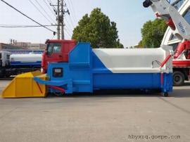 可移动式压缩垃圾站