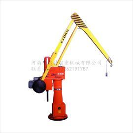 PJ型平衡吊机销售 360度旋转平衡吊 平衡吊工作原理 单臂折臂吊