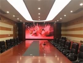 会议室p1.875小间距led大屏幕含安装全套一平方报价