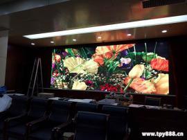 室内高清P1.8LED电子屏尺寸大小比例多少合适