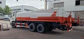 新款20吨运水车-20吨抗旱拉水车-20吨保温运水车参数配置报价