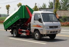 3吨勾臂垃圾车价格
