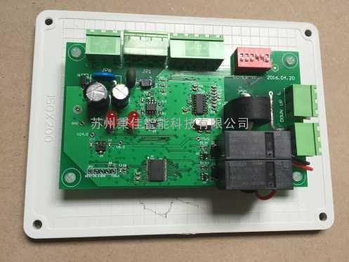 秉佳CXECC3001电动窗帘智能控制系统