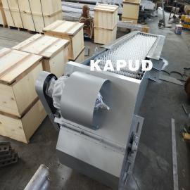 机械格栅捞渣机 回转式细格栅 GSHZ-645*1700-10