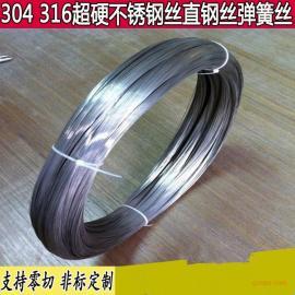 厂家供应304不锈钢软线 光亮线 弹簧线 规格齐全