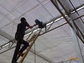 温室大棚之内遮荫系统