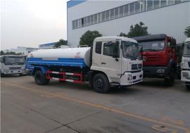 东风12吨洒水车配置