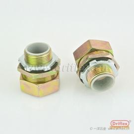 厂家直销 国标优质金属软管接头 可出口 端式接头DPJ Φ16