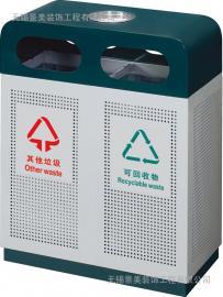 果皮桶-果壳桶-户外果皮箱-户外果壳箱