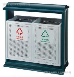 锡山果皮桶-锡山果壳桶-锡山户外果皮箱-锡山户外果壳箱