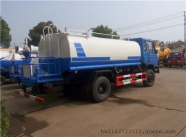 2018新款10吨12吨热水运输车价格(保温车)12方热水配送车