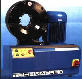 供应法国TECHMAFLEX胶管扣压机等全系列产品部分有现货