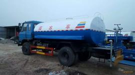 东风10吨洒水车 多少钱