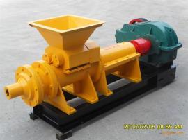 厂家专业生产煤棒机 140煤棒挤压机 碳粉制棒机