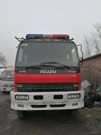 供应泡沫消防车 部队退役泡沫水灌消防车