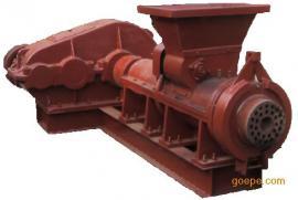 140碳粉煤粉制棒机生产线 小型冲压式高压节能空心煤棒机 180型