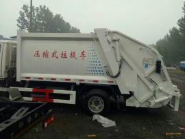 压缩垃圾车 挂桶垃圾车