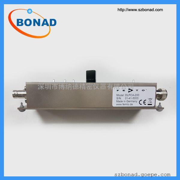 DLPCA-200-可变增益低噪声电流放大器FEMTO