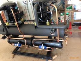 开放式冷水机工程
