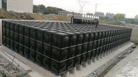 地埋式 箱泵一体化 不锈钢 抗浮式水箱