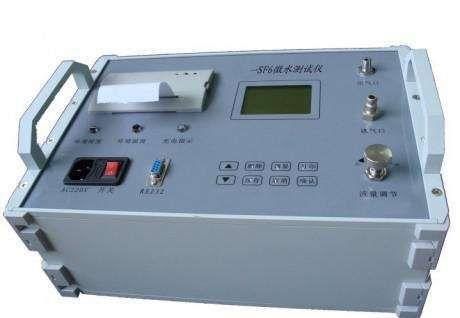 智能气体微水测试仪