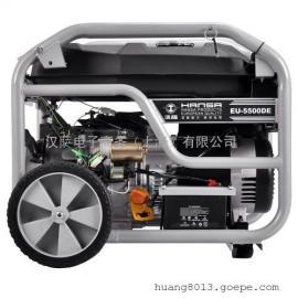 5000瓦汽油发电机的价格