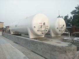 100立方LNG储罐(100立方天然气储罐) 100立方天然气罐