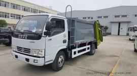 国五多利卡6方压缩式垃圾车 厂家改装报价