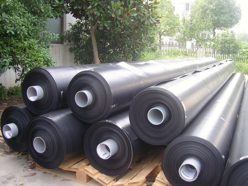 云南普洱澜沧HDPE防渗土工膜-HDPE防渗膜-焊接施工