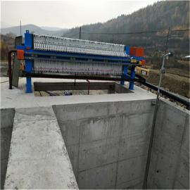 高效污泥处理设备板框压滤机