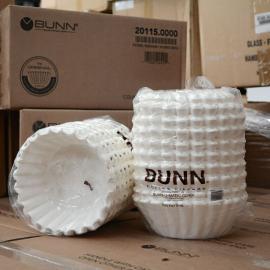 美国BUNN美式滤纸 滴漏式美式咖啡机过滤纸茶机滤纸 20115 500张