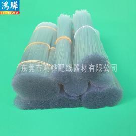 绑线通用单双面透明pet扎带 尺寸标准食品级pet材质无铁芯扎带