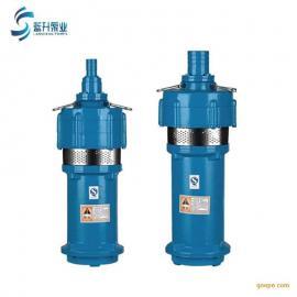 供应充油式潜水电泵QY油浸式潜水泵三相1.1KW清水泵