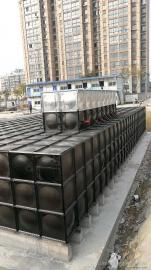 地埋式 不锈钢水箱 不锈钢水箱抗浮式