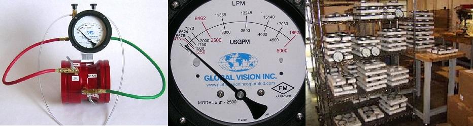 Global Vision流量计GVI消防流量计
