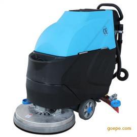 鼎洁盛世DJ530A侧翻式洗地机手推式擦地机