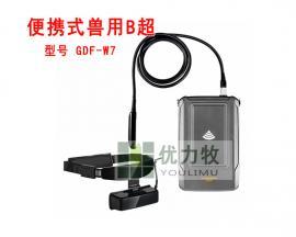 便携式视频眼镜牛用B超,牛用B超一台价格GDF-W7