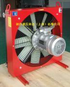 德国VOITH福伊特液力偶合器专用型液压油风冷却器散热器