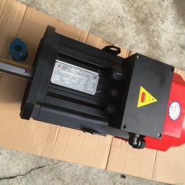 ASM19L-38V011K-1500-E0F3 伺服电机SFC MOTOR