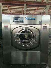 全自动酒店宾馆布草洗涤设备_宾馆洗衣机操作方法