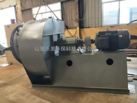 夏季热销GY4-68立式锅炉离心风机 小型锅炉鼓风机 沃美环保