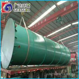 厂家直销 IC厌氧罐 厌氧反应器 高浓度污水处理设备 售后无忧