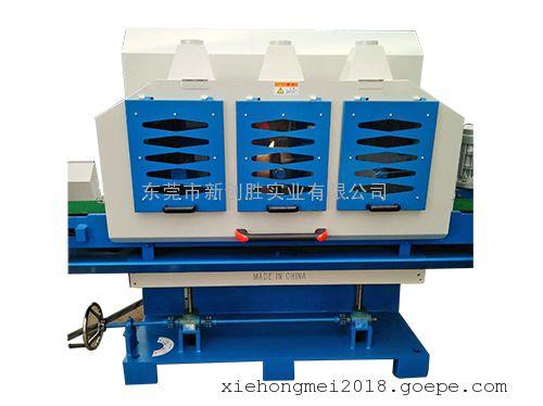环保型水磨拉丝机
