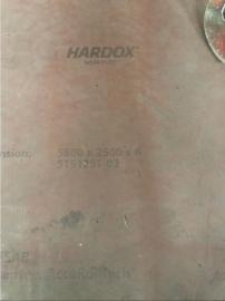 瑞典 Hardox 悍达500耐磨钢板 凯益恒现货销售价格低
