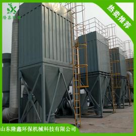 脉冲式滤筒除尘器-除尘脱硫设备