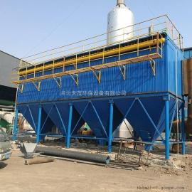 四吨锅炉布袋除尘器配200袋脉冲除尘器