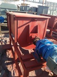 供应卓鑫单轴粉尘搅拌加湿机使用过程中注意那些问题