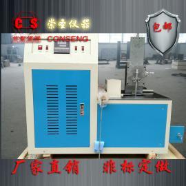 橡塑耐低温冲击脆化测试仪 塑料低温脆性试验机